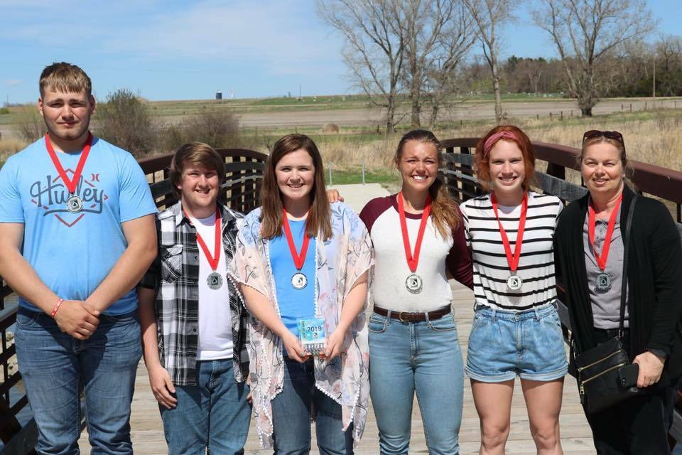 Envirothon Team earns State Runner-Up Award