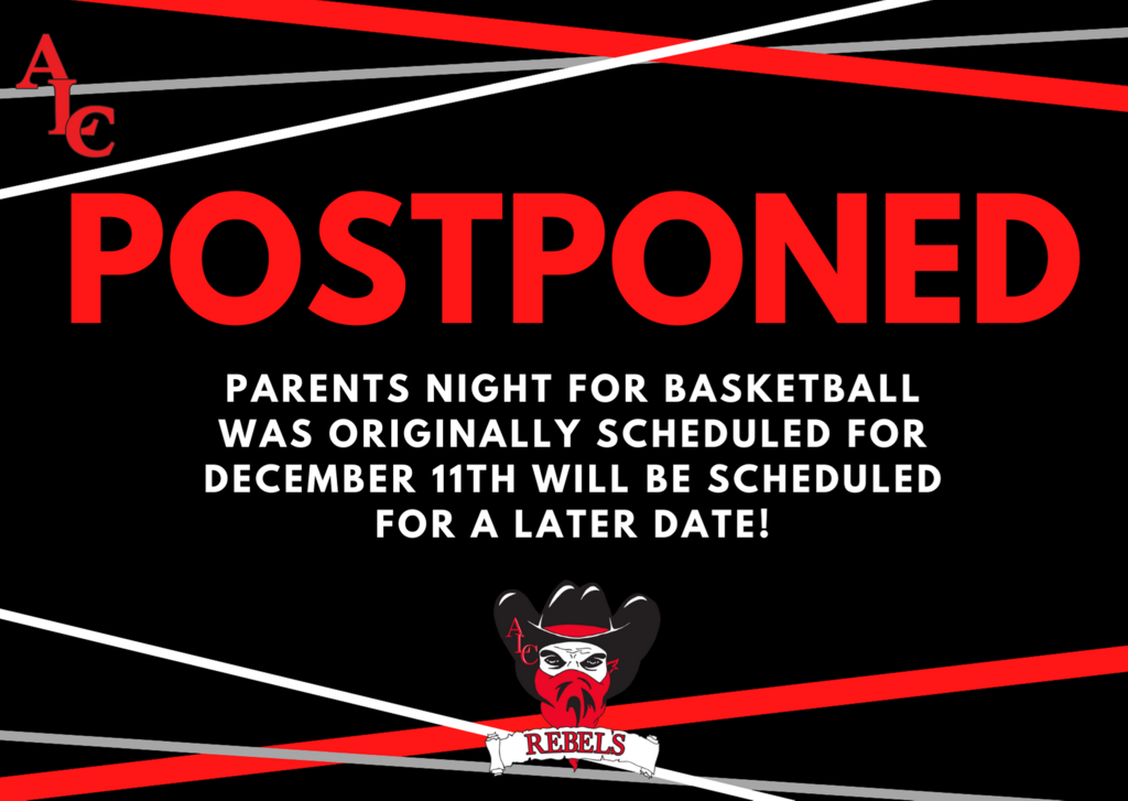 Parents Night Postponed