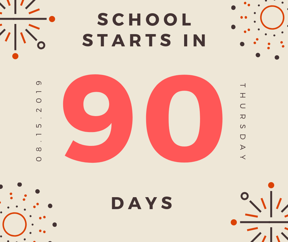 90 Days to School