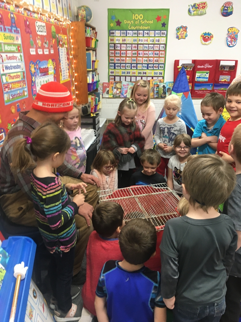 Kindergarten Fun  with the Hen for Letter Hh Show and Tell!  Thanks Kyle!