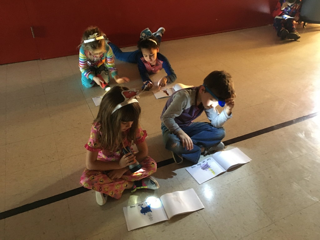 Flashlight Reading Fun!