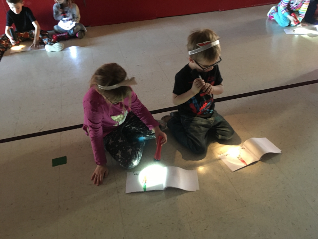 More Flashlight Reading Fun!